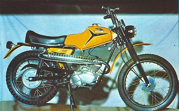 Ducati  Sl Cacciatore Falcon
